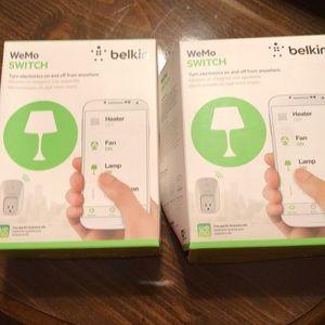 WeMo switch by Belk